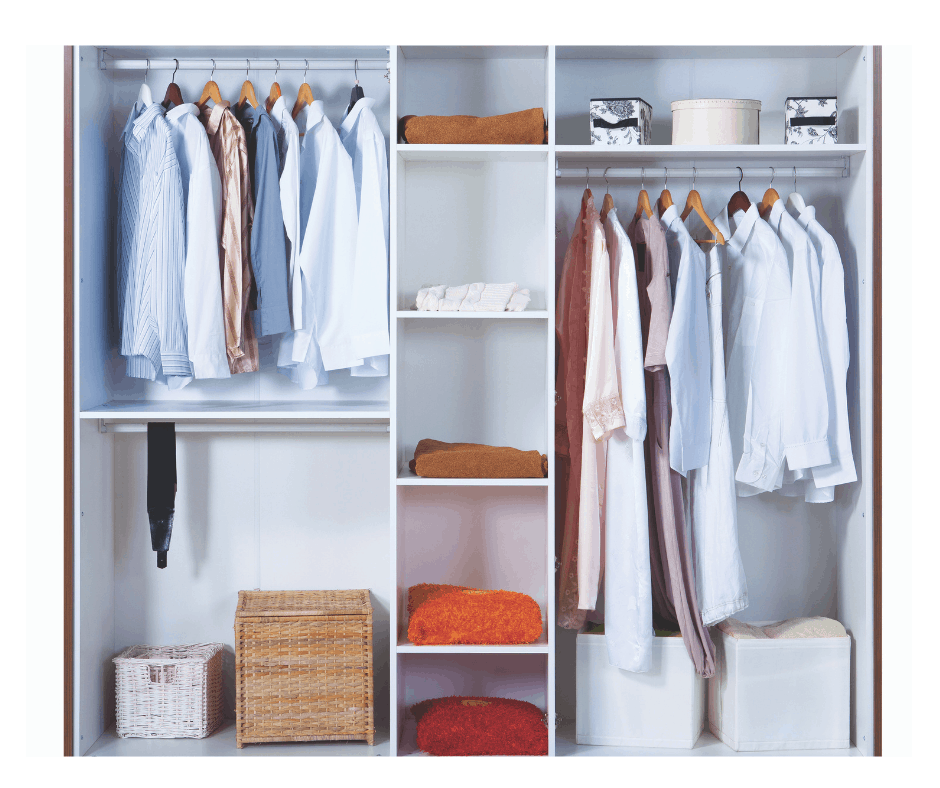 11 Practical Ways to Clean Out Your Closet