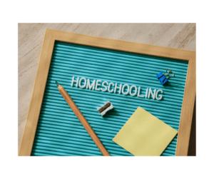 homeschooling for minimalists