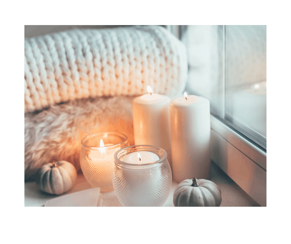 hygge home candles