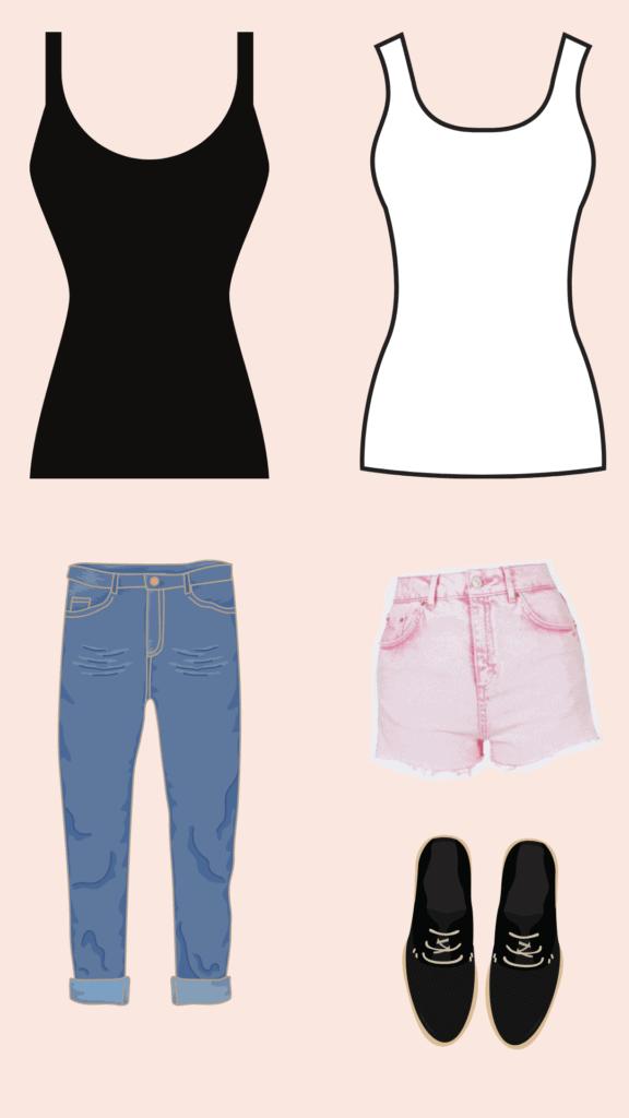 build a spring capsule wardrobe tips
