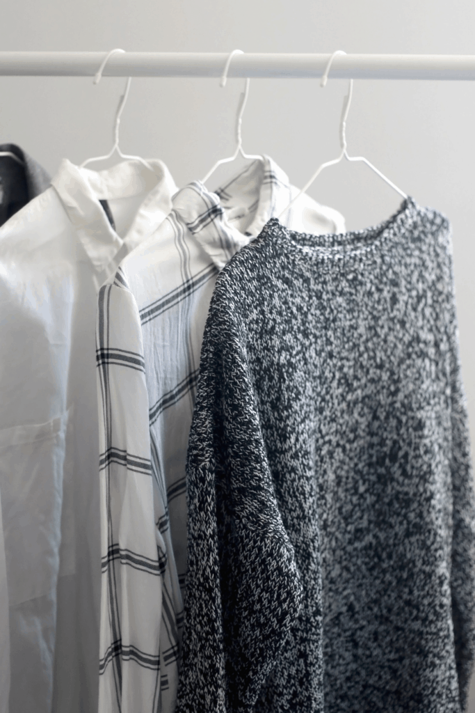 creating a winter capsule wardrobe