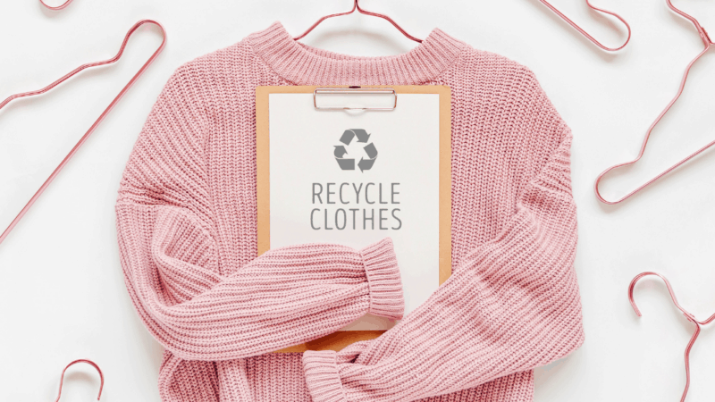 10 Simple Ways to Recycle Old Clothes into Something New