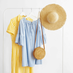 10 Simple Summer Capsule Wardrobe Ideas for 2021