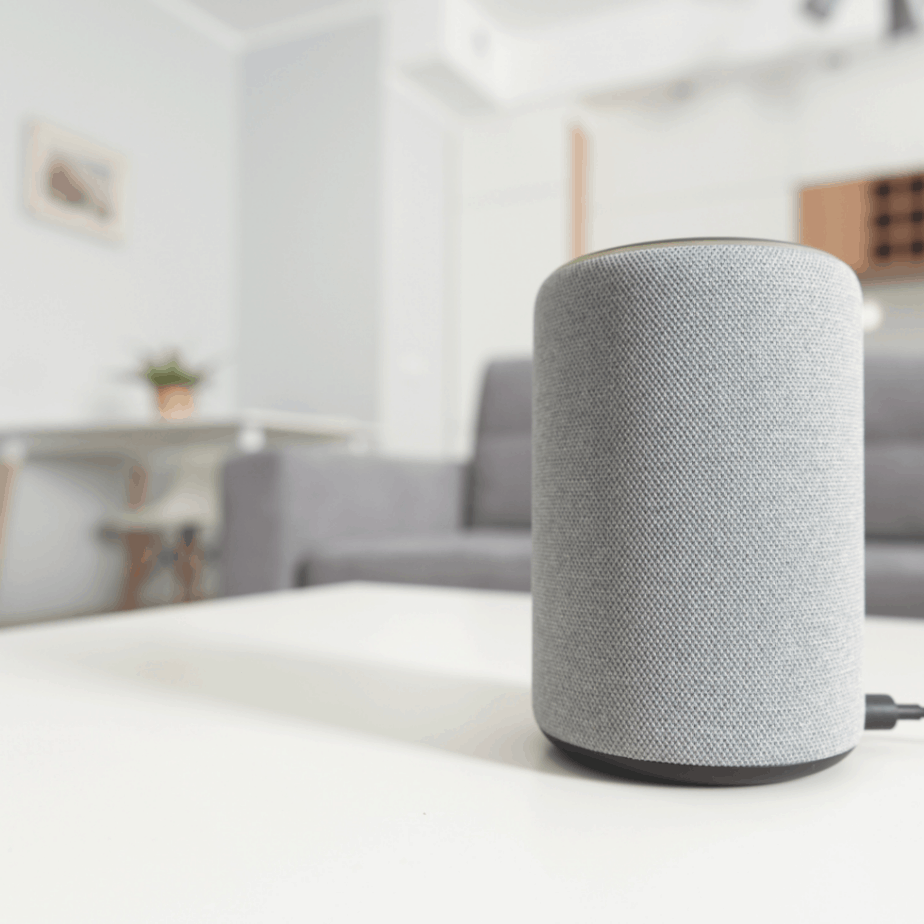 minimalist smart home