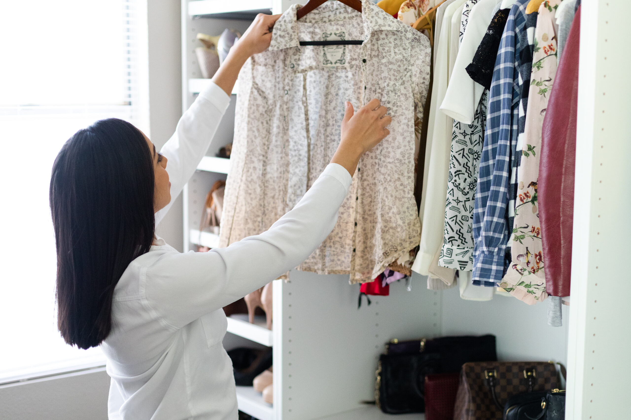 40 Decluttering Goals to Achieve this Month
